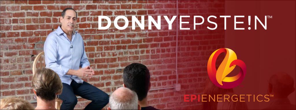 Dr. Donny Epstein on Facebook